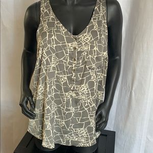 Mossimo Tank Top Blouse